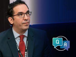 Pedro Medina CEPSA ERTC Rising Stars Winner 2017 World Refining Association
