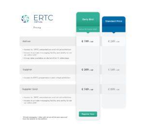ERTC Virtual Pricing Grid