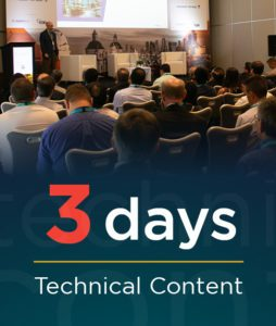 3 days of technical content