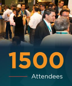 1500 attendees