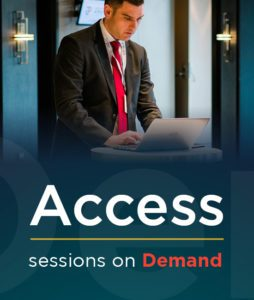 Access sessions on demand