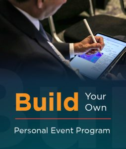 Build your own personal event program