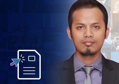 Arief Frianda, Digital Technology Engineer, Pt. Chandra. Asri Petrochemical TBK.
