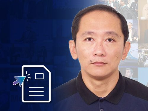 Webinar with Mok Thye Yee:  Sustainability and Success. Building a Game Plan for the Future