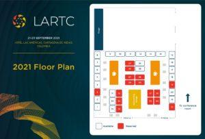 lartc floor plan
