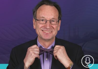 Podcast with Claus-Peter Hälsig, VP Process & Technology at Fluor