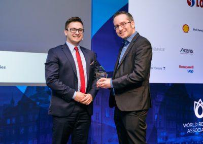 ERTC 2019 Rising Star Winner Damian Kwiatkowski
