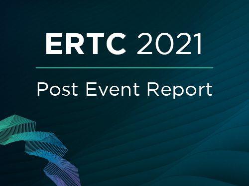 ERTC 2021: Post Event Report