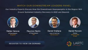 LARTC V Downstream leader panel Home page banner