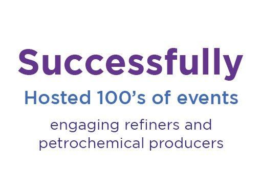 Successfully hosted hundred of events