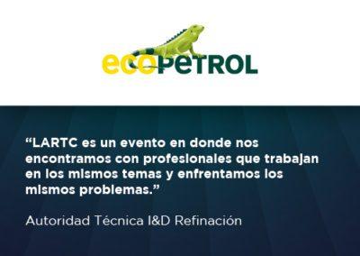 ecopetrol WRA testimonial