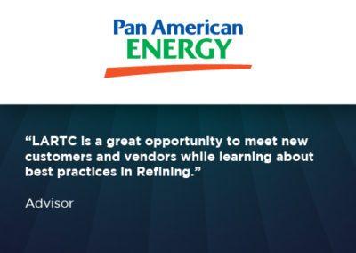 Pan American WRA testimonial