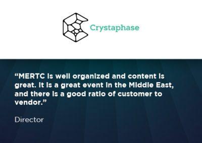 Crystalphase WRA testimonial