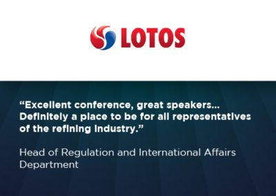 Lotus WRA testimonial