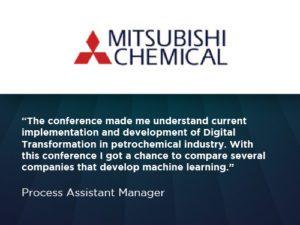 mitsubishi chemical testimonial about wra
